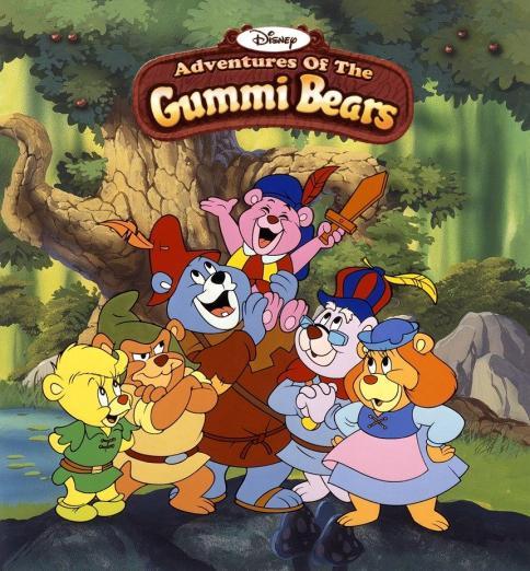 Gummi-Bears
